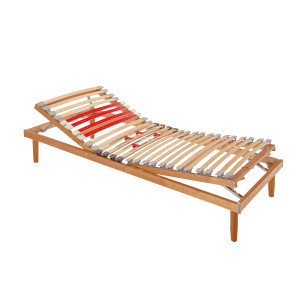 Rete Manuale Infinity singola - Lineaflex Bed